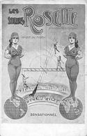 Les Soeurs Rosette Trapeze - Cirque