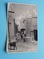 KANO CITY ( ......ma, & Son - Tunbridge ) Anno 1956 > Bruxelles < Compliments SABENA ( Details Zie Foto ) ! - Nigeria