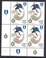 PGL DC0780 - ITALIA REPUBBLICA 2007 SASSONE N°2976 ** QUARTINA - 6. 1946-.. Repubblica