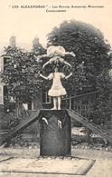 Les Alexandras - Les Petites Acrobates Miniatures - Cirque