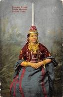 Femme Druse -Druse Woman - Syrie