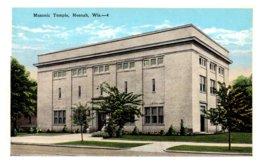 Wisconsin Neenah , Masonic Temple - United States