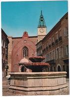 Perpignan - La Place Gambetta Et La Cathédrale Saint-Jean - (Pyrénées-Orientales) - Perpignan