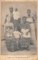 Famille De La Négresse Blanche Albino - Généalogie