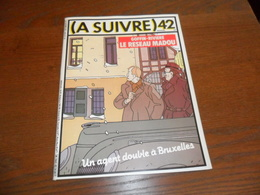 ANCIEN MAGAZINE BD /  A SUIVRE N° 42    JUILLET 81 - A Suivre