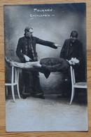 Polmann - Catalepsie - Illusionniste / Magicien - Photographie Louis Martin - Fbg St-Martin Paris - (n°15055) - Circus