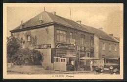 AK Canne, Cafe-Restaurant Jean Gilson - Non Classés