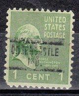 USA Precancel Vorausentwertung Preo, Locals Indiana, Greencastle 734 - Vorausentwertungen