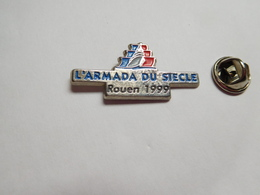Beau Pin's , Marine Bateau Voilier , L' Armada Du Siécle , Rouen 1999 - Barcos