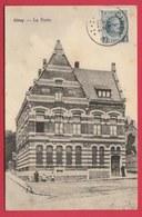 Ciney - La Poste - Bâtiment - 1924 ( Voir Verso ) - Ciney