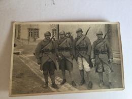 Militaire Guerre .soldat .carte Photo Régiment - 1914-18