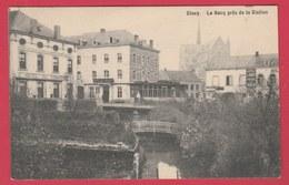 Ciney - Le Bocq Près De La Station- 1910 ( Voir Verso ) - Ciney