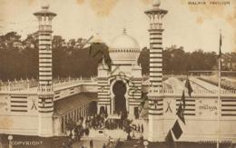 British Empire Exhibition 1924 - Malaya Pavillon [AA37 1.725 - United Kingdom