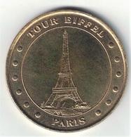 Monnnaie De Paris 75.Paris - Tour Eiffel 2006 B - Monnaie De Paris