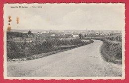 Louette-Saint-Denis - Panorama ... Du Village - 1964 ( Voir Verso ) - Gedinne