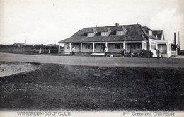 Wimereux- Golf Club - France