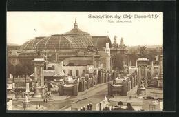 AK Paris, Exposition Des Arts Décoratifs 1925, Vue Gènèrale - Esposizioni