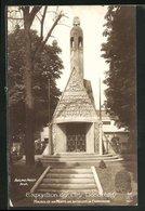 AK Paris, Exposition Des Arts Décoratifs 1925, Mausolèe Aux Morts Des Batailles De Champagne - Esposizioni