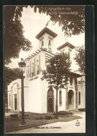 AK Paris, Exposition Des Arts Décoratifs 1925, Pavillon De L`Espagne - Esposizioni