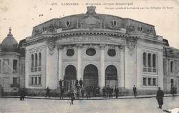 270 Limoges -  Nouveau Cirque Municipal - Cirque
