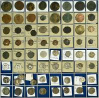 Antike: Lot Mit 176 Antiken Silber- Und Kupfermünzen; überwiegend Aus Der Römischen Kaiserzeit, Eine - Antiche