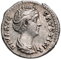 Antike: Lot 11 AR-Denare; Domitianus 69-96 Nerva 96-98, Traianus 98-117, Hadrianus 117-138, Antoninu - Antiche