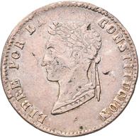 Bolivien: Lot 3 Stück; 8 Soles 1830, KM 96.1, 27 G / 8 Soles 1862 FP, Pitosi, KM 138.6, 19,95 G / 4 - Bolivia