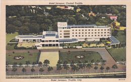 Entier  Postal Stationery - Republica Dominicana - Hôtel Jaraqua - Ciudad Trujillo - Dominicaine (République)