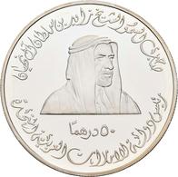 Vereinigte Arabische Emirate: 50 Dirhams 1996, 25. Jahrestag Der VAE / 25th Anniversary Of The UAE. - United Arab Emirates