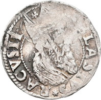 Kroatien: Republik Ragusa: 3 Gröscher (Artiluk) 1645. Brustbild Des Hl. Blasius. RACVSII ** LASIUS / - Croatia