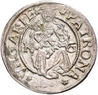 Ungarn: Wladislaus II. 1490-1516: Lot 3 Denare, 1503, 1513, Ohne Jahr, Sehr Schön. - Ungheria