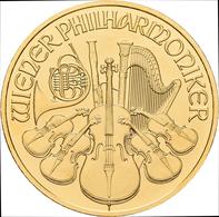 Österreich - Anlagegold: 100 Euro 2010 Wiener Philharmoniker. KM# 3095, Friedberg B5. 31,11 G (1 OZ) - Austria