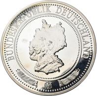 Medaillen Deutschland: Bundesrepublik Seit 1945: Silbermedaille O. J., Silber 999,9, 80 Mm, 250 G, L - Germany