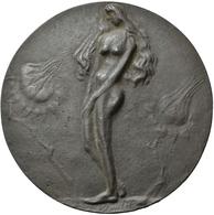 Medaillen Deutschland: Nürnberg: Bronzegussmedaille 1971 Von H. Klinkel, Auf Den 500. Geburtstag Von - Germany