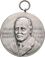 Medaillen Deutschland: Reutlingen: Silbermedaille 1924, Geprägt Bei Mayer & Wilhelm Stuttgart, Auf D - Germany