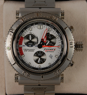 Uhren: Herrenarmbanduhr Formex 4 Speed: Chronograph XL DS 2000. Neuware, In Box. - Jewels & Clocks