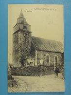 Bra L'Eglise La Tour Date Du VIIe Siècle; Ses Murailles Ont 1m 50 D'épaisseur - Lierneux