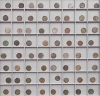 Lettland: Livland / Riga: Lot 64 X Schilling / Solidus Münzen, 17. Jhd., Nicht Näher Bestimmt. - Latvia