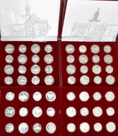 Sowjetunion: Olympische Spiele Moskau 1980: 2 Sets Mit Je 14 X 5 Rubel Sowie 14 X 10 Rubel Gedenkmün - Russia