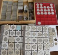 Tschechoslowakei: Eine Umfangreiche Sammlung Klein- Und Gedenkmünzen CSR/Protektorat/CSSR/SK/CR Ab 1 - Tschechoslowakei