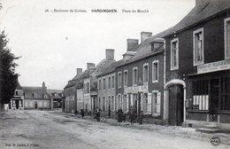 Hardinghen -  Environs De Guines - Place Du Marché - France