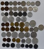 Deutschland: Typensammlung Kleinmünzen Ab Kaiserreich Bis 1947, Dabei Münzen Von 1 Pfennig Bis 5 Mar - Germania