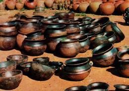 CPM - Marché De BOBO DIOULASSO (poteries) - Burkina Faso