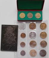 Medaillen Deutschland: Sachsen, Friedrich Wilhelm Hörnlein, Med. Eisenguß-Neujahresplakette 1937 (A. - Germany