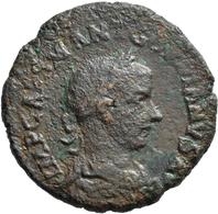 Antike: Kleine Sammlung Bronzemünzen Aus Der Römischen Kaiserzeit; Meist Æ - Follis, Unter Anderem V - Antiche