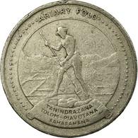 Monnaie, Madagascar, 10 Ariary, 1978, British Royal Mint, TB+, Nickel, KM:13 - Madagascar