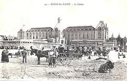 CPA (59) - MALO-LES BAINS - LES ATTELAGES DEVANT LE CASINO -1917 Bb-563 - Malo Les Bains