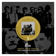 Ierland  2019 Irish Music 4 Blokken U2 Granberries Luke Kelly J McCormack    Postfris/mnh/neuf - Ongebruikt
