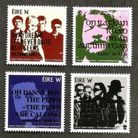 Ierland  2019 Irish Music  U2 Granberries Luke Kelly J McCormack   On Stamps !!!    Postfris/mnh/neuf - Ongebruikt