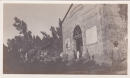 CPA Ethiopie - Carte-Photo - Magasins à Addis-Abeba  - 1925 - Ethiopia